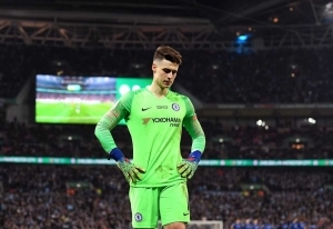 Kepa Arrizabalaga Faced Harsh Criticism For His Mistakes In The Match