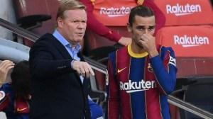 Barcelona president Laporta tells Koeman