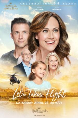 Love Takes Flight (2019) (Webrip) (Movie)