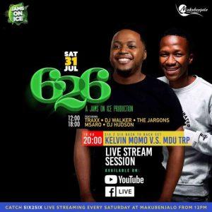 Kelvin Momo & Mdu aka TRP – Jams On Ice Mix