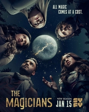 TV Series: The Magicians US S05 E03 - The Mountains of Ghosts