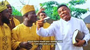 Woli Agba – The Service Intruder [Sunday Service] (Comedy Video)