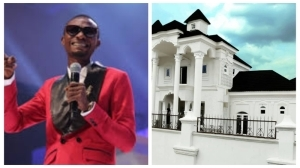 Comedian I Go Dye donates his mansion to FG to be used as an Covid-19 Isolation center(Photo)