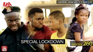 Mark Angel Comedy – SPECIAL LOCK DOWN (Episode 260) (Comedy Video)