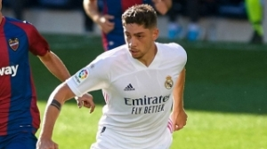 Valverde happy playing for Real Madrid coach Ancelotti
