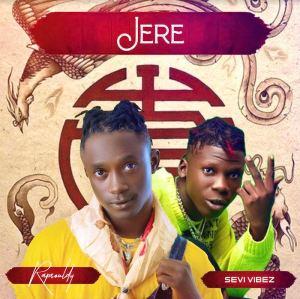 Rapsouldy ft. Seyi Vibez – Jere