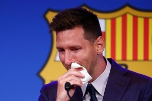 Barcelona Lawyers File Lawsuit To Block Lionel Messi's Move To PSG