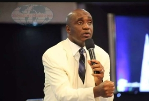 After Claiming To Have Healed Coronavirus Patient, Pastor Ibiyeomie Makes U-Turn, Says It Doesn't Exist In Nigeria