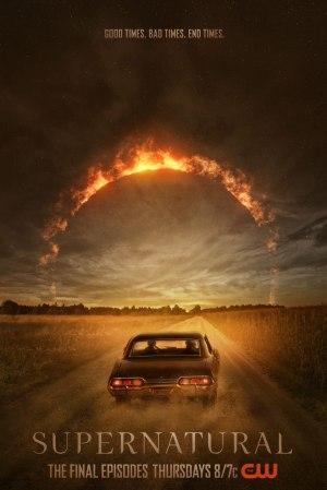 Supernatural S15E19