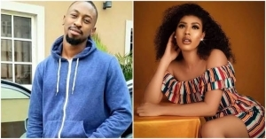 """BBNaija: """"It's Going To Be Difficult For Me To Approach Any Other Girl In The House""""- Saga Talks About His Heartbreak"""