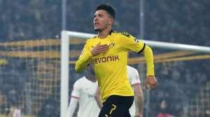 Sancho Back For More At Dortmund Despite United Charm Offensive