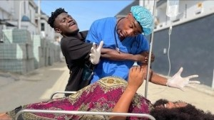 Nasty Blaq - When the Doctor is a Womanizer (Comedy Video)