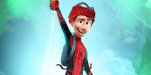 Awesome Fan Art Turns Spider-Man into an Animated Disney Character