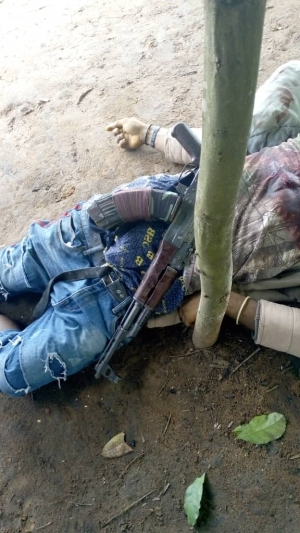 A Notorious kidnapper and cultist in Imo state has been killed by the police in Imo state.