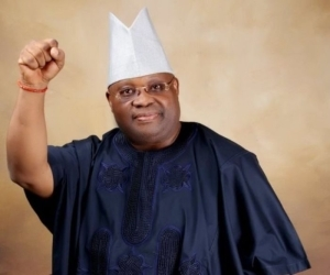 Senator Adeleke Promises To Provide Private Jet For Ooni's Trips If Elected Governor