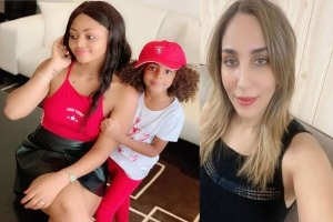 Moment Ned Nwoko's Daughter REFUSED To Go BACK To Her Mum's House And Said She Wants To Stay With Regina Daniels (VIDEO)