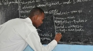 Cross River: We Buy Chalk With Our Own Money – Teachers Cry Out