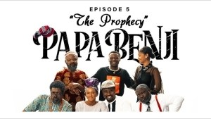 Papa Benji Episode 5 (The Prophecy)