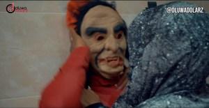 Oluwadolarz – Mask   (Comedy Video)