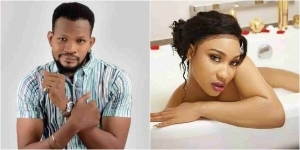 """""""Tonto Dikeh is Destined to Give Me Twins, I Am The Only Man Fit For Her"""" — Uche Maduagwu"""