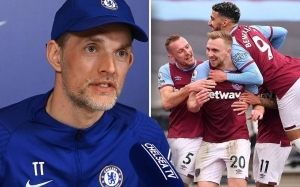 "Chelsea boss Thomas Tuchel details threats ""very dangerous"" West Ham pose ahead of top four six-pointer"