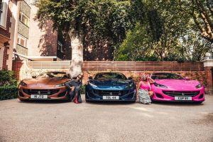 God Punish Poverty – Nigerians React To Otedola's Ferrari Shopping For Daughters