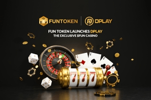 FUN Token Launches DPLAY in Bid to Popularize Decentralized iGaming