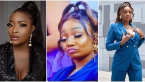 """""""You Wanted To Show Us Attitude, But You Ended Up Like A Street Girl"""" – Blessing Okoro Blast BBNaija's Tbaj"""