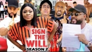 Sign The Will Season 2