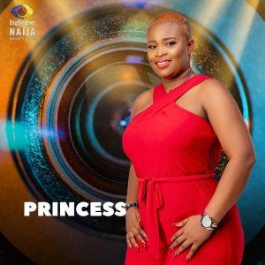 "#BBNaija 2021: Meet ""Princess"" The 9th Female BBNaija Housemate"