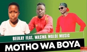 BeeKay – Motho Wa Boya Ft. Waswa Moloi Music (Original Mix)