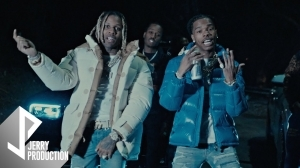 Lil Durk - Finesse Out The Gang Way Ft. Lil Baby (Video)