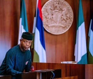 Do You Agree?? We Have All It Takes To Make Nigeria Great, Says Osinbajo