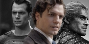 Henry Cavill Finds Playing Superman & Geralt More Stressful Than Sherlock Holmes