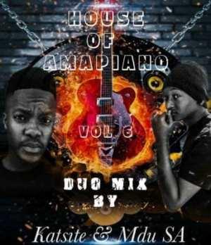 Katsite & Mdu SA – House Of Amapiano Vol 6 (Festive Tape)