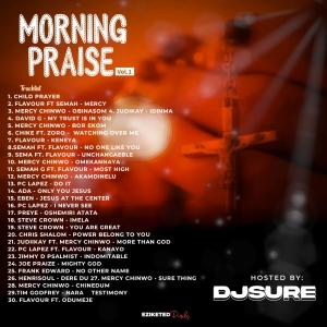 DJ Sure – Morning Praise Mixtape
