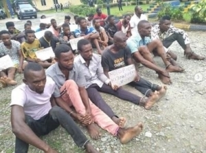 Suspected Kidnappers Who Allegedly Abducted Ubi Franklin's Aunt Arrested