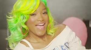 Keke Palmer - Thick (Video)