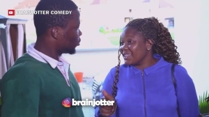 Brainjotter – Something Is Fishy  (Comedy Video)