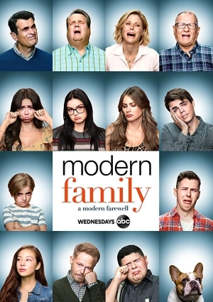 TV Series: Modern Family S11 E12 - Dead On A Rival