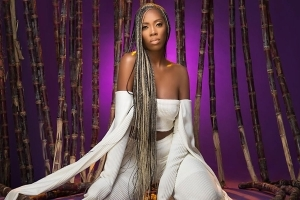 """What's Wrong With Her Legs""- See New Photo Of Tiwa Savage That Got People Talking Online"