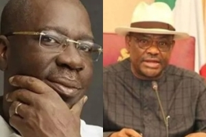 'Obaseki Can Return To APC If He Wants To' – Governor Wike