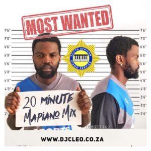 DJ Cleo – 2019 Spring Mapiano Mix