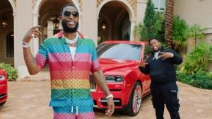 Gucci Mane - Shit Crazy feat. BIG30 (Video)