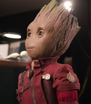 James Gunn Teases Possible Animatronic Groot For Guardians Of The Galaxy Ride