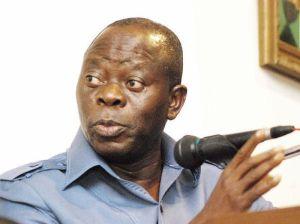 Edo Guber: What Oshiomhole Said About Obaseki Joining PDP After Meeting Govs Wike, Emmanuel