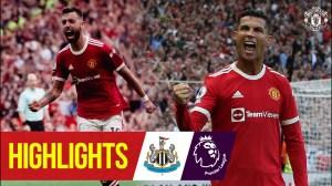 Manchester United vs Newcastle 4 - 1 (Premier League 2021 Goals & Highlights)