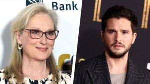 Meryl Streep, Kit Harrington, & More Join Apple TV+'s Climate Change Anthology Series