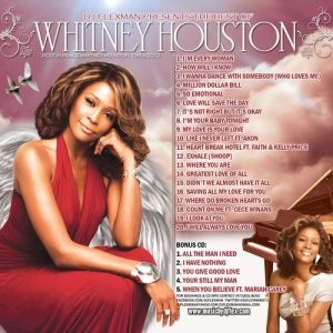 Best of Whitney Houston of AllTime Dj Mix
