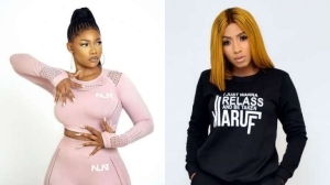 Tacha Calls Out Mercy For Copying Her – Asks Her To Give Credit (Video)